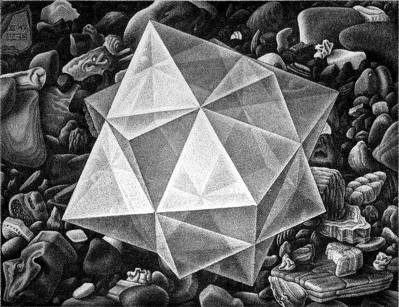 Maurits cornelis escher 1898 1972 dutch engraver and for Escher mostra catania