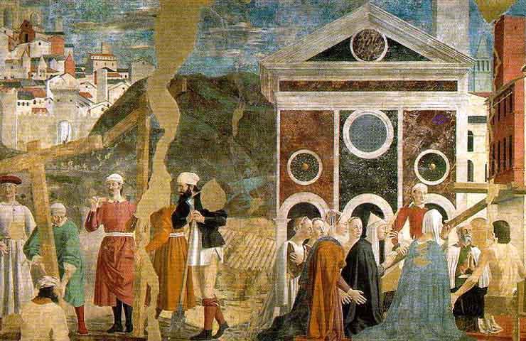 piero della francesca and the use