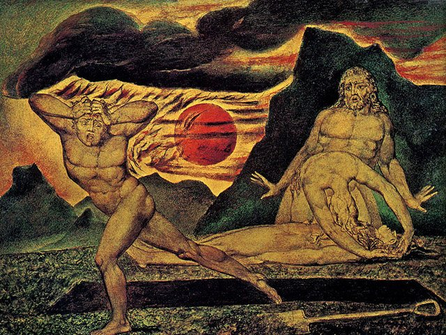the masterpiece from william blake