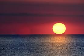 tramonto.sole