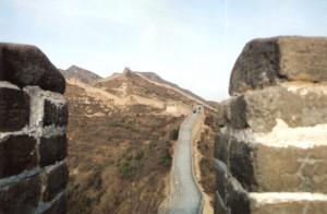 cina,grande muraglia 001
