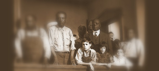 to kill a mockingbird childhood experience How does the trial experience in a fictional narrative, to kill a mockingbird compare to the historical scottsboro boys trials that inspired it.