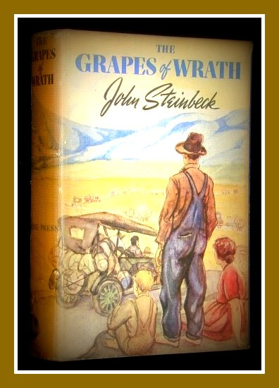 an overview of the promised land of california in the novel the grapes of wraith by john steinbeck A summary of chapters 19–21 in john steinbeck's the grapes of wrath  the  narrator describes how california once belonged to mexico but was taken away  by  squatters who believed that they owned the land because they farmed it   chapters 19 and 21 act like a refrain in their repetition of the novel's social  criticism.