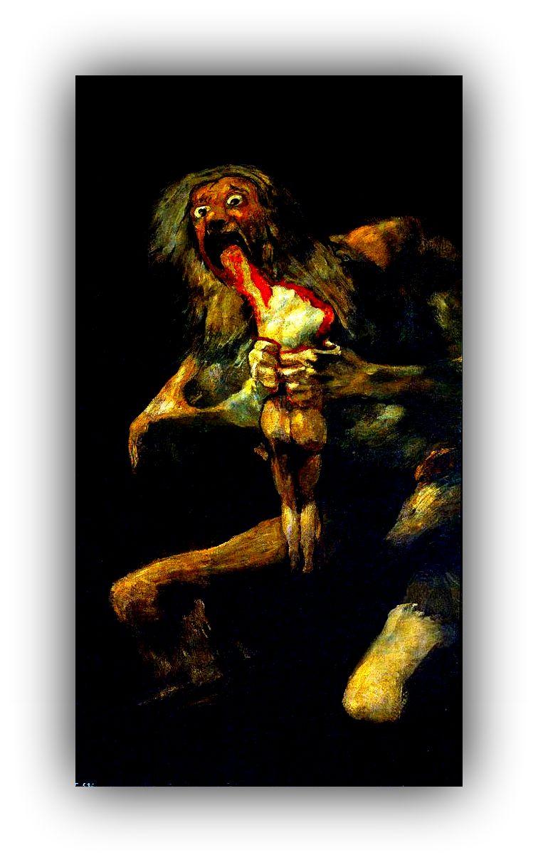 Halloween S Art Three Disturbing Paintings To Make
