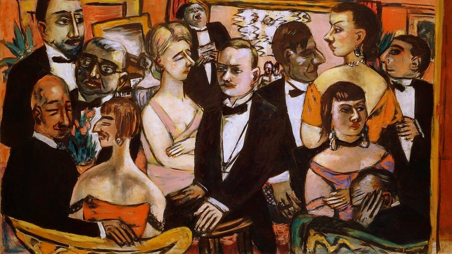 weimar cinema or german expressionism artistic 1 the social disruptions and economic shortages of weimar gave rise to expressionism in german film-making 2 unable to afford large casts or sets, directors looked for different techniques to render style, character and emotion.