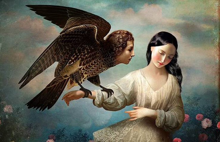 Christian Schloe Anything Can Happen In A World That