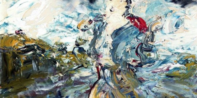 PAINTING, EXPRESSION OF IDEAS AND EMOTIONS – Jack Butler