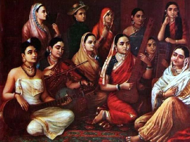 Raja Ravivarmas Birth Anniversary