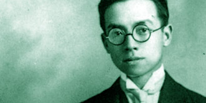 Xu Zhimo biography